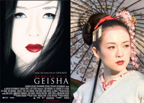 Memoirs Of a Geisha Zhang Ziyi